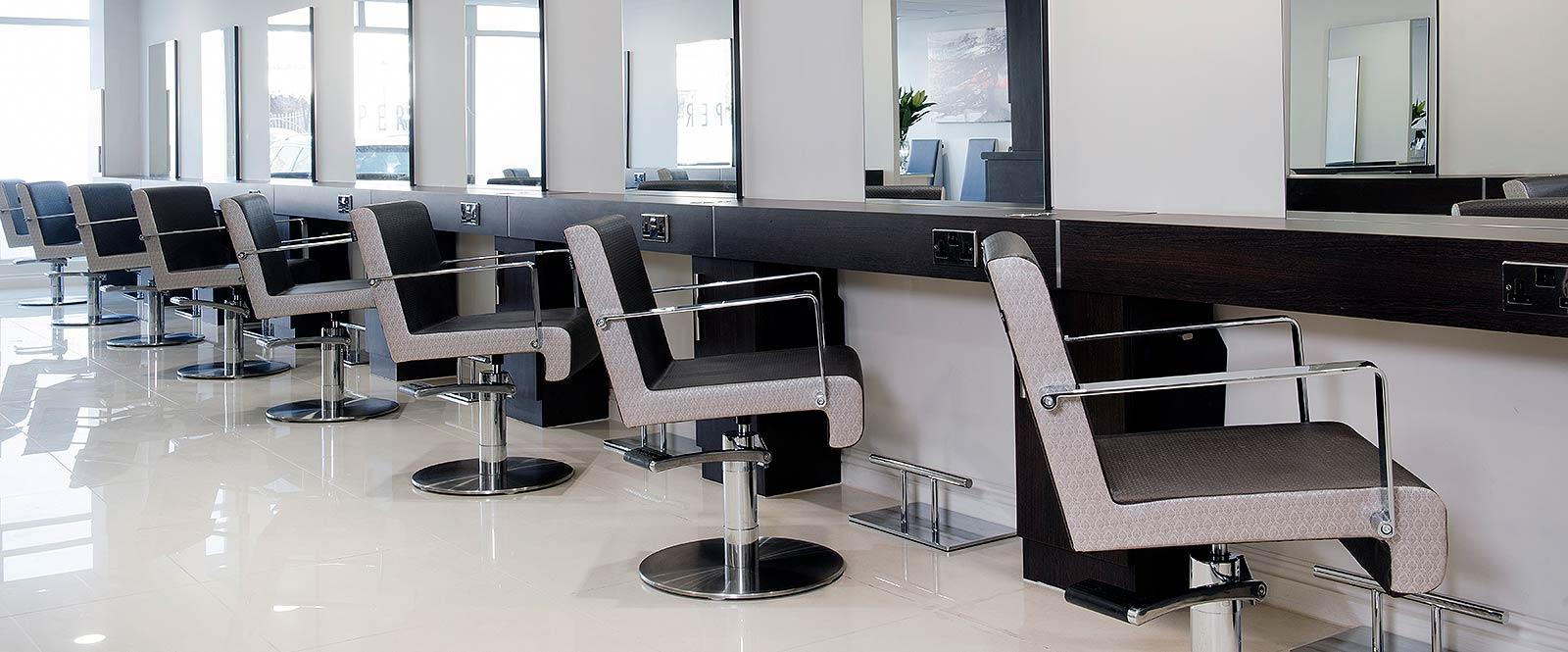 REM Salon, Barbering and Spa Furniture